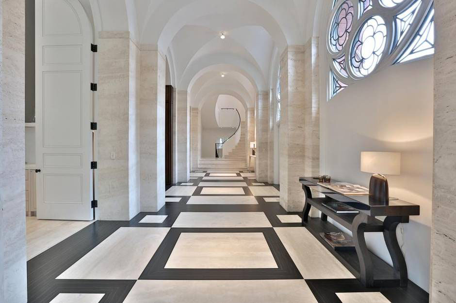 Romanesque Revival-Style Former Church Converted Into Luxury