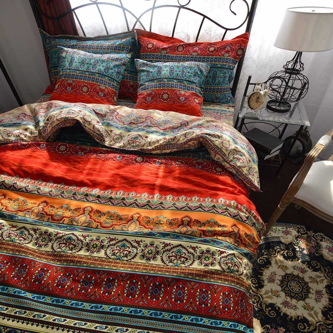 Bohemian Style Comforters And Bedspreads