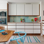Decorating Tips: Use Bright Colors To Highlight Cozy Apartment