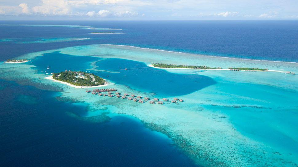 Conrad maldives rangali island hotel idesignarch for Hotel conrad maldivas islas rangali