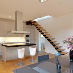 Charming Contemporary Attic Apartment
