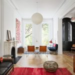 Restored Brooklyn Brownstone House With Fresh Contemporary Interior Decor