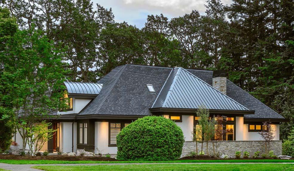 contemporary custom home victoria 2 idesignarch interior design