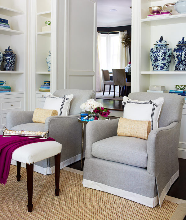 Classic Contemporary Interior Decor