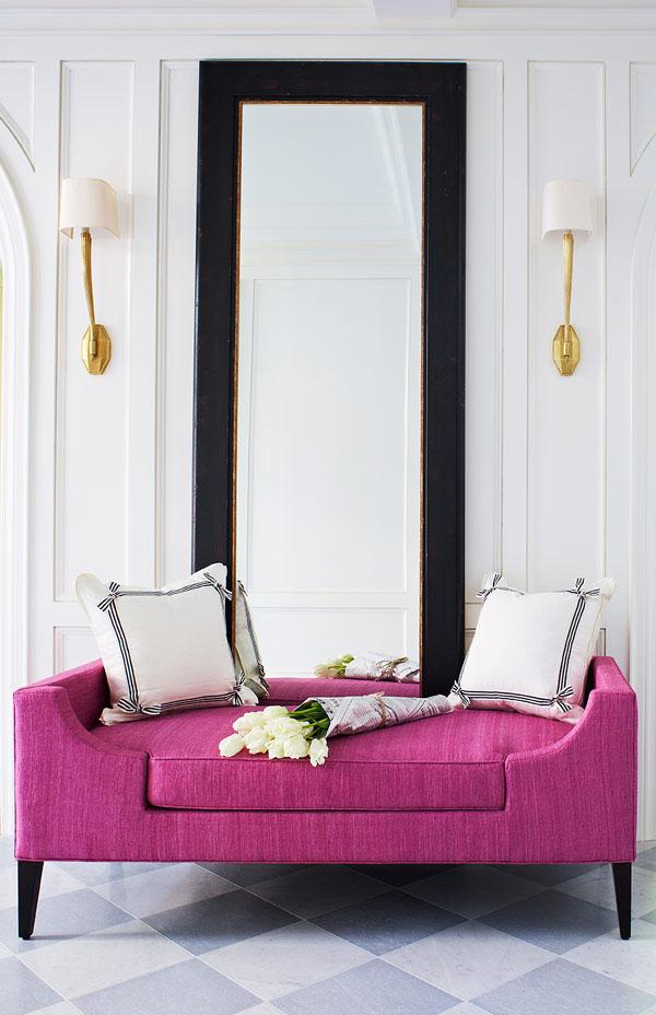 Elegant contemporary home renovation in toronto for Modern home decor toronto