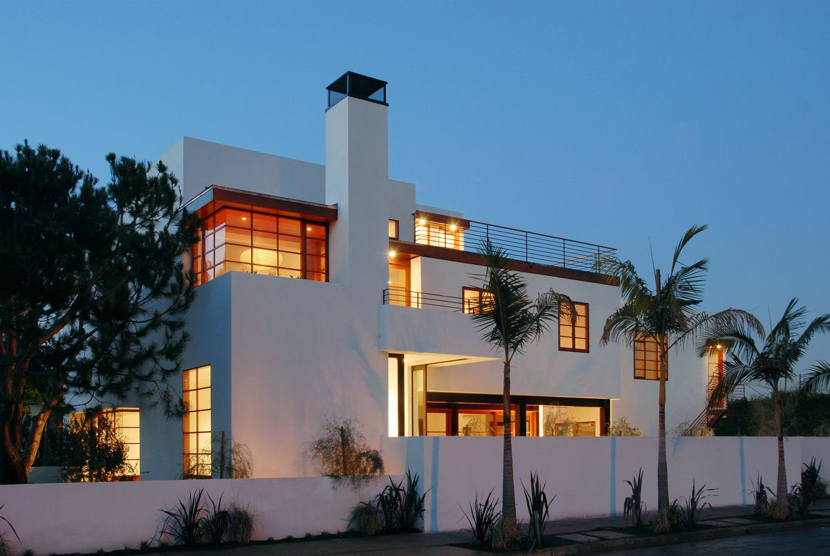 contemporary architecture. Contemporary House In Venice Beach Architecture