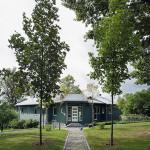 Contemporary Lakeside Villa In Sweden