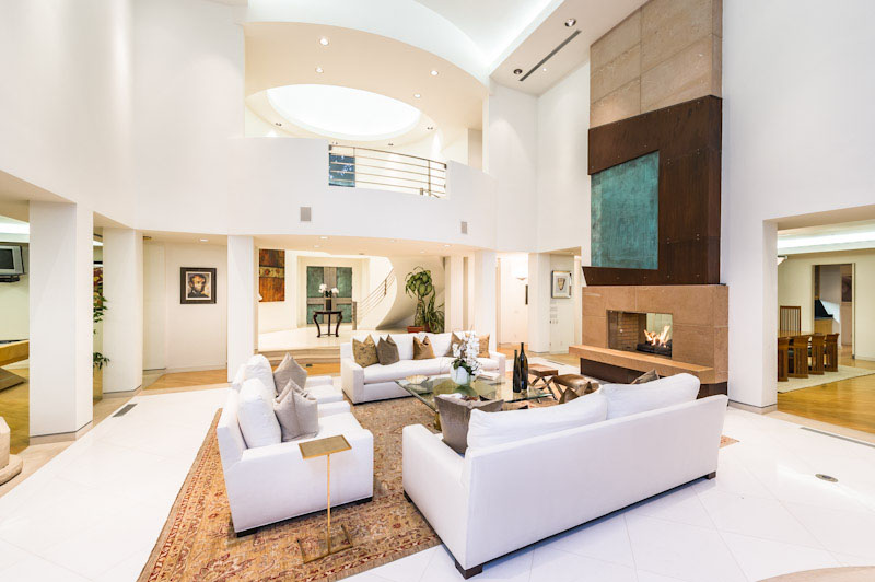 luxury los angeles home - Contemporary Luxury Homes