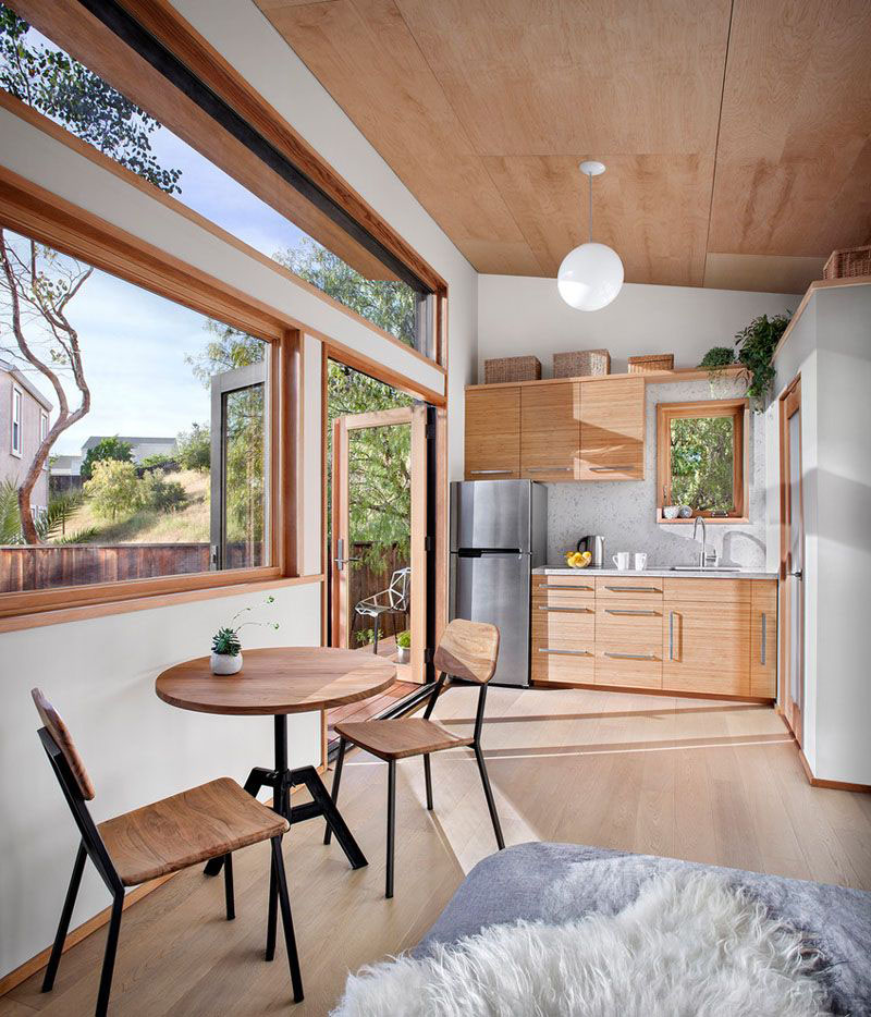 Tiny Home Designs: High-Quality Sustainable Prefab Backyard Tiny House