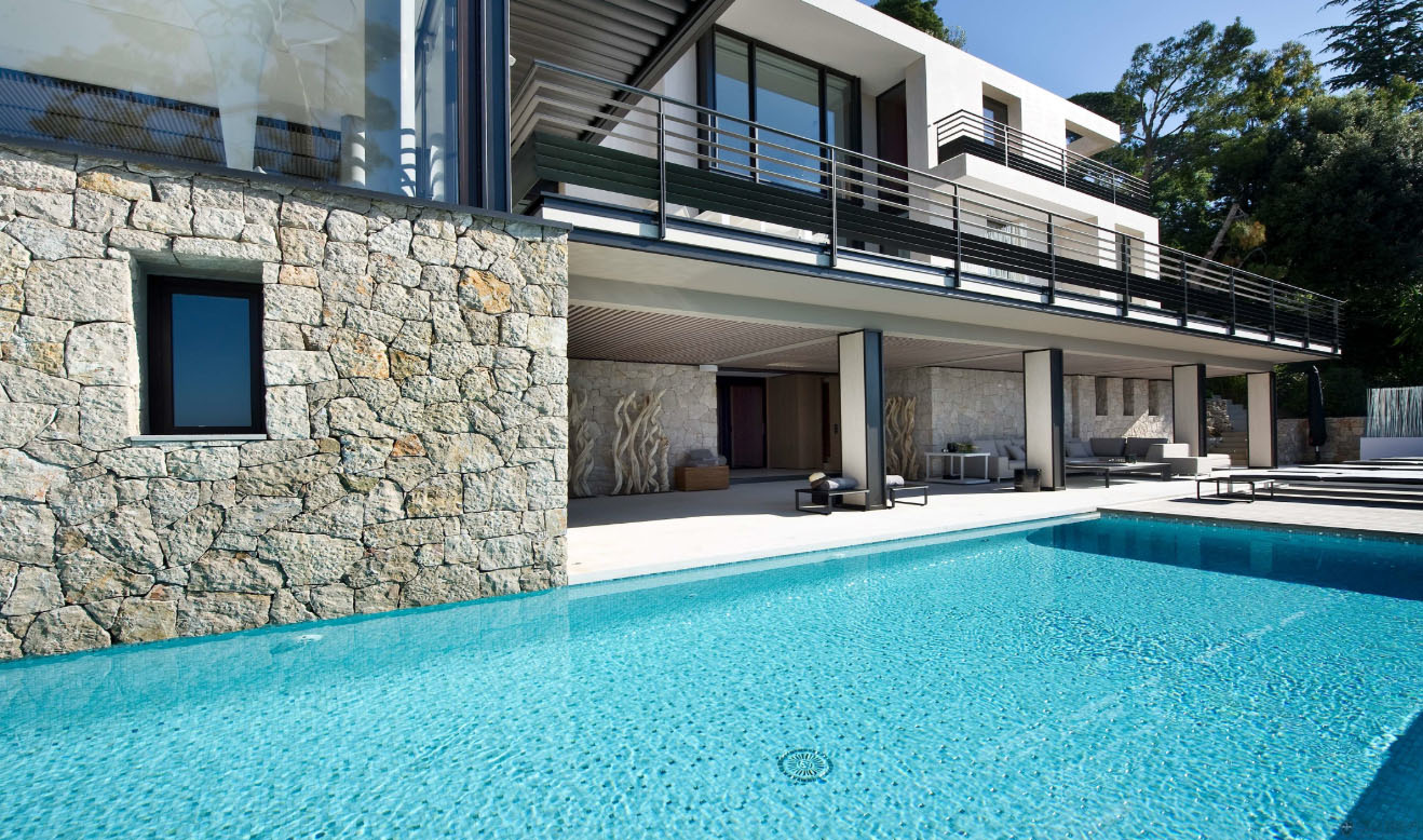 Contemporary Villa French Riviera 15