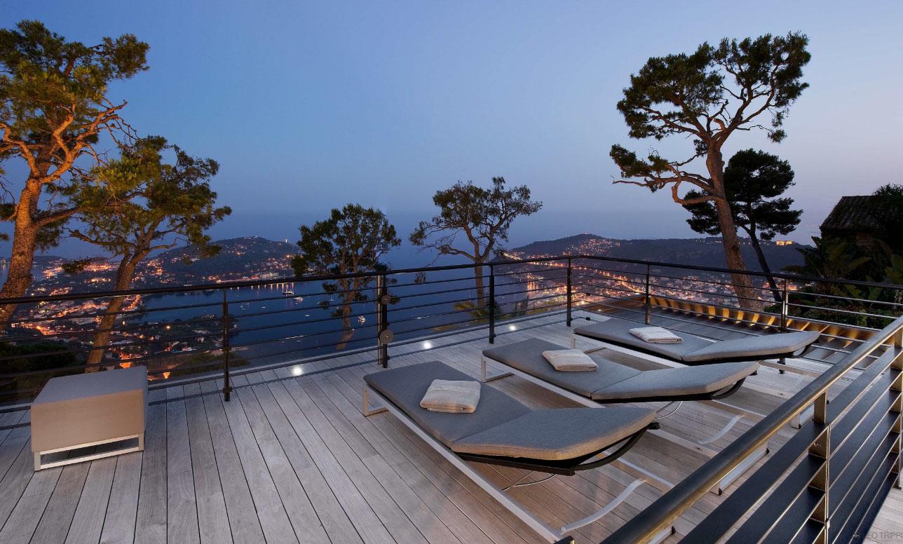 Luxury Cap Ferrat Villa