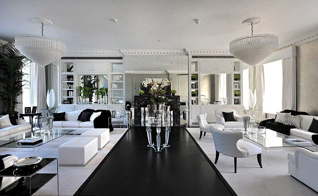 Cornwall terrace mansions world 39 s most expensive row of - Interior design ideas for row houses ...
