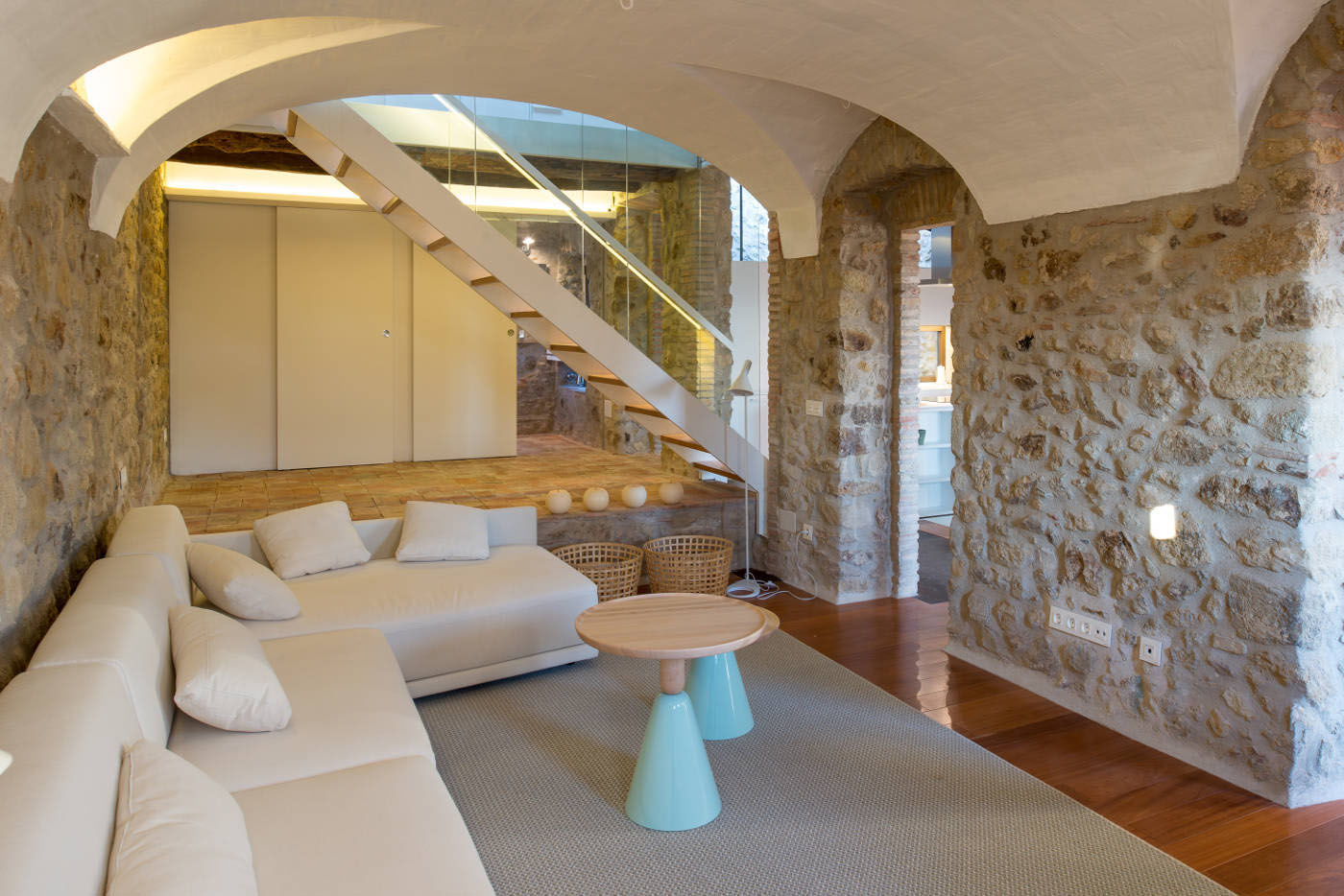 Century Stone House The Costa Brava Transformed