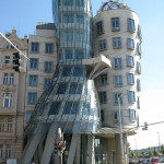 Prague Dancing Building