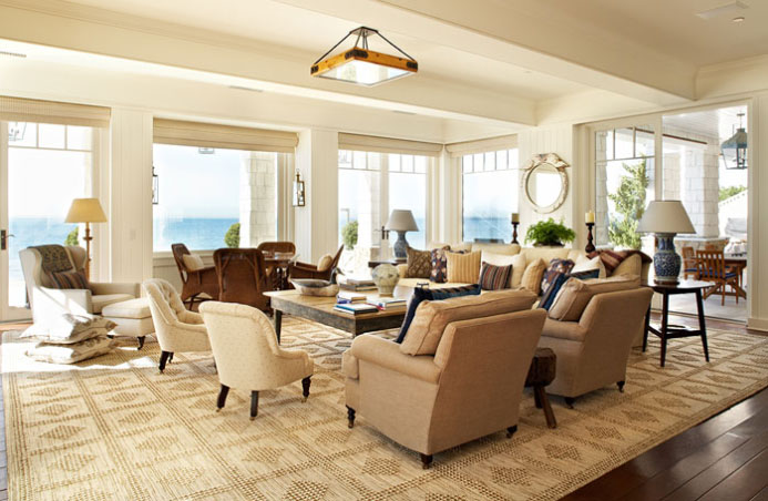 Timeless Interior Design In Malibu Idesignarch