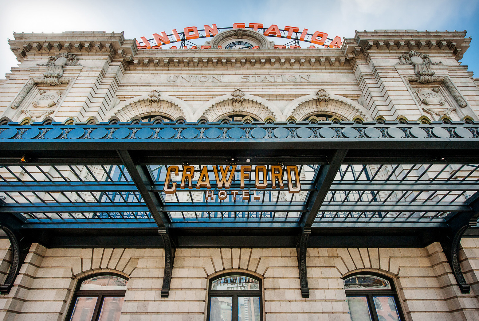 Iconic Denver Union Station Transformed Into The Crawford Hotel