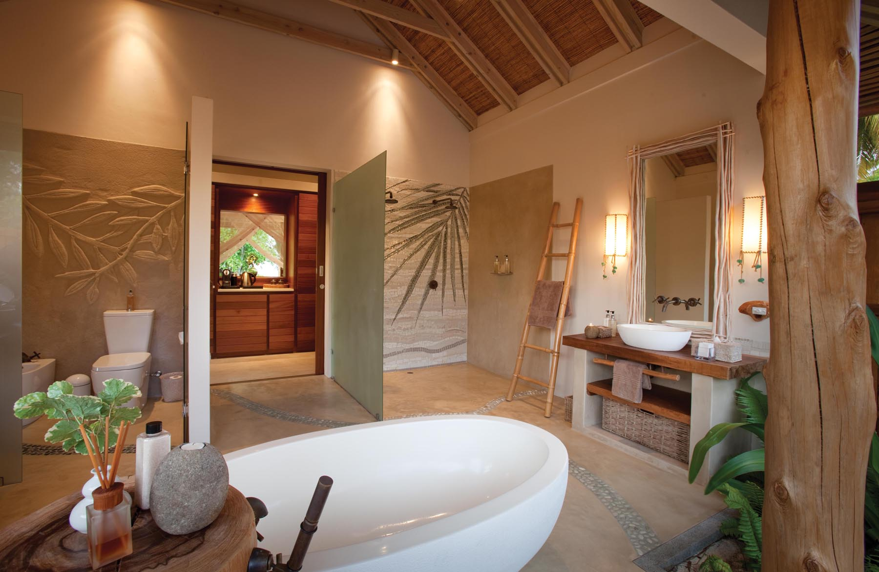 Beach Retreat Bathroom
