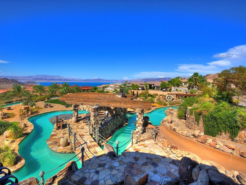 Disneyesque Stunning Estate In Nevada Idesignarch