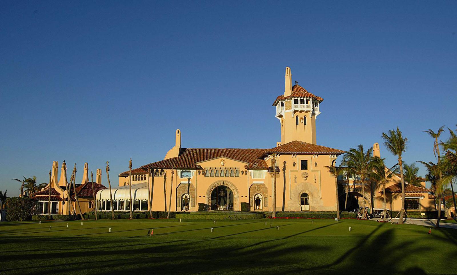 Palm Beach Florida Estate with Spanish-Moorish Architecture