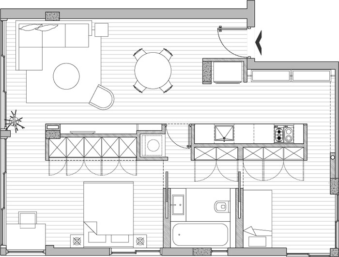 Apartment Design Blueprint apartment design drawings plans small building designs inside
