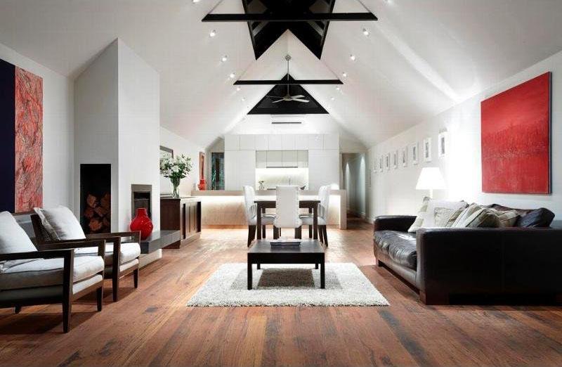Elegant Home In Port Melbourne | iDesignArch | Interior Design ...