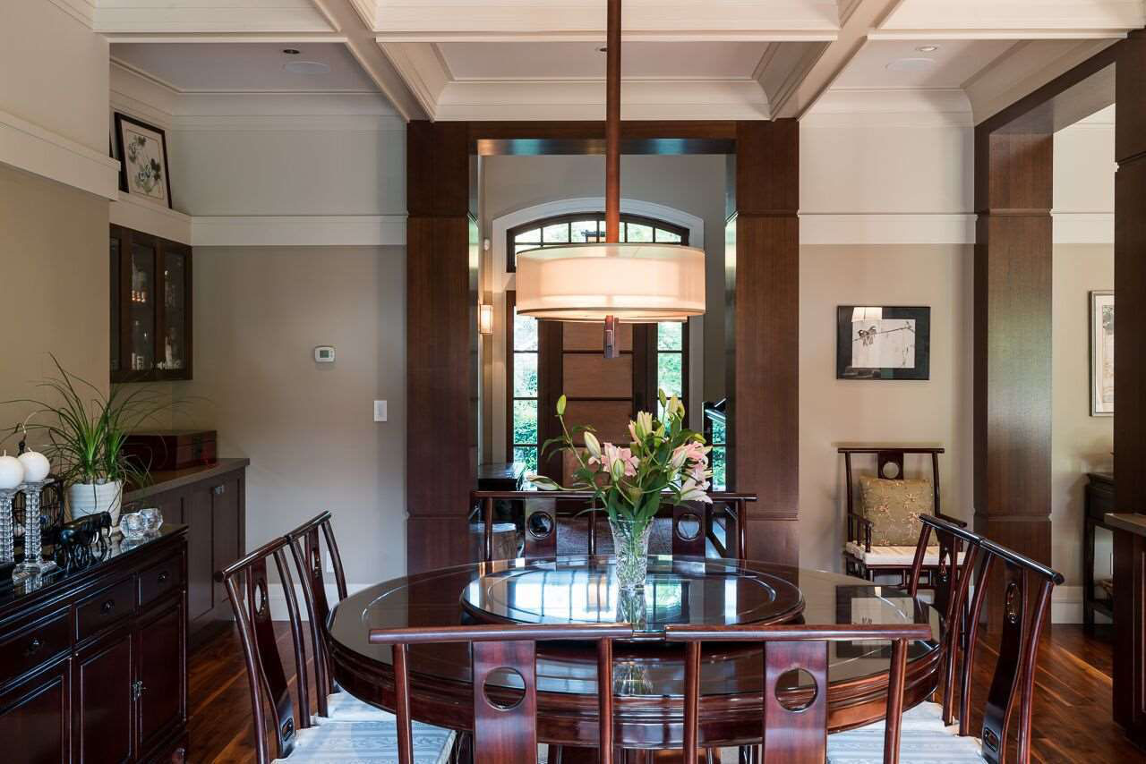 elegant craftsman style house in the heart of vancouver s