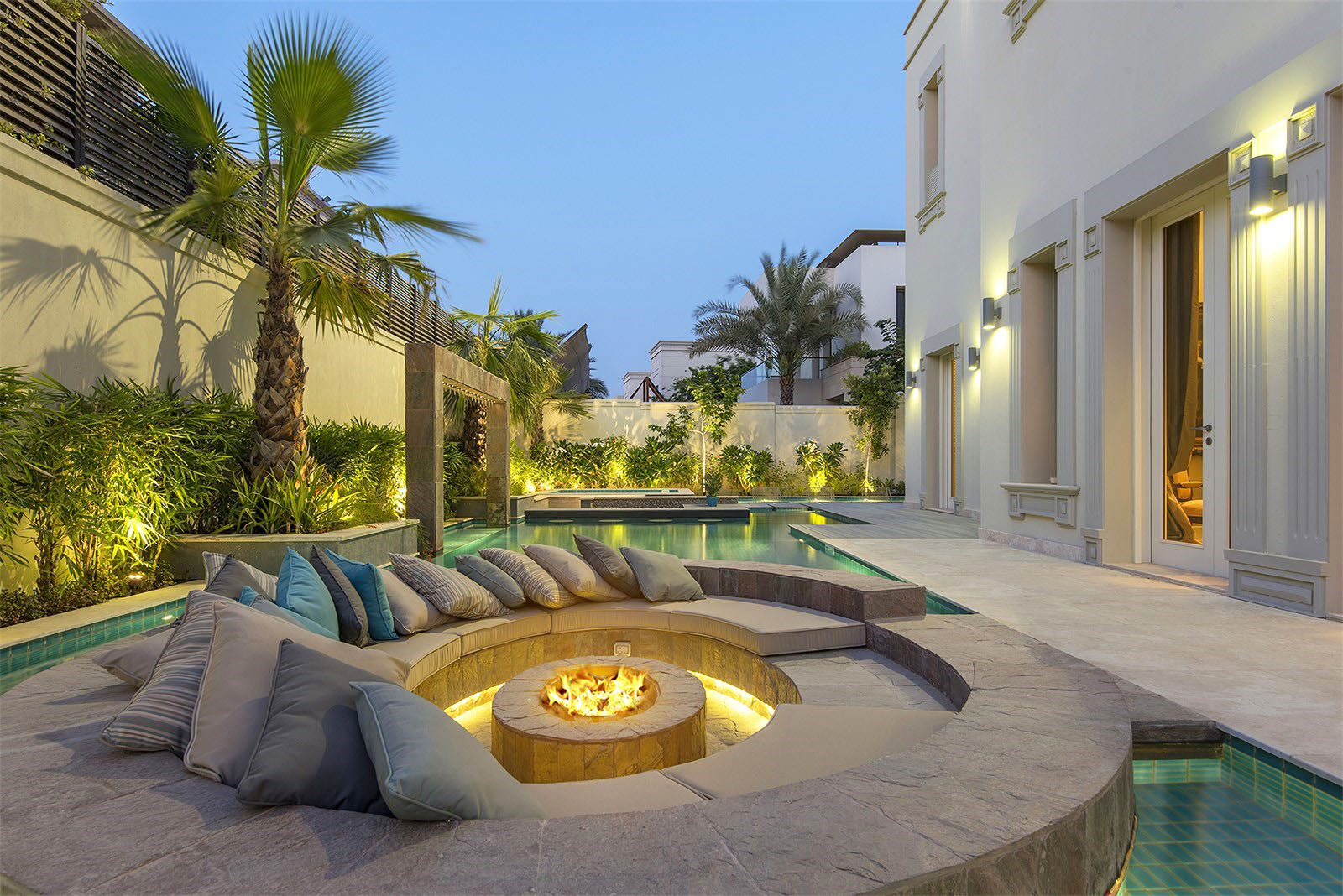 Elegant Private Oasis