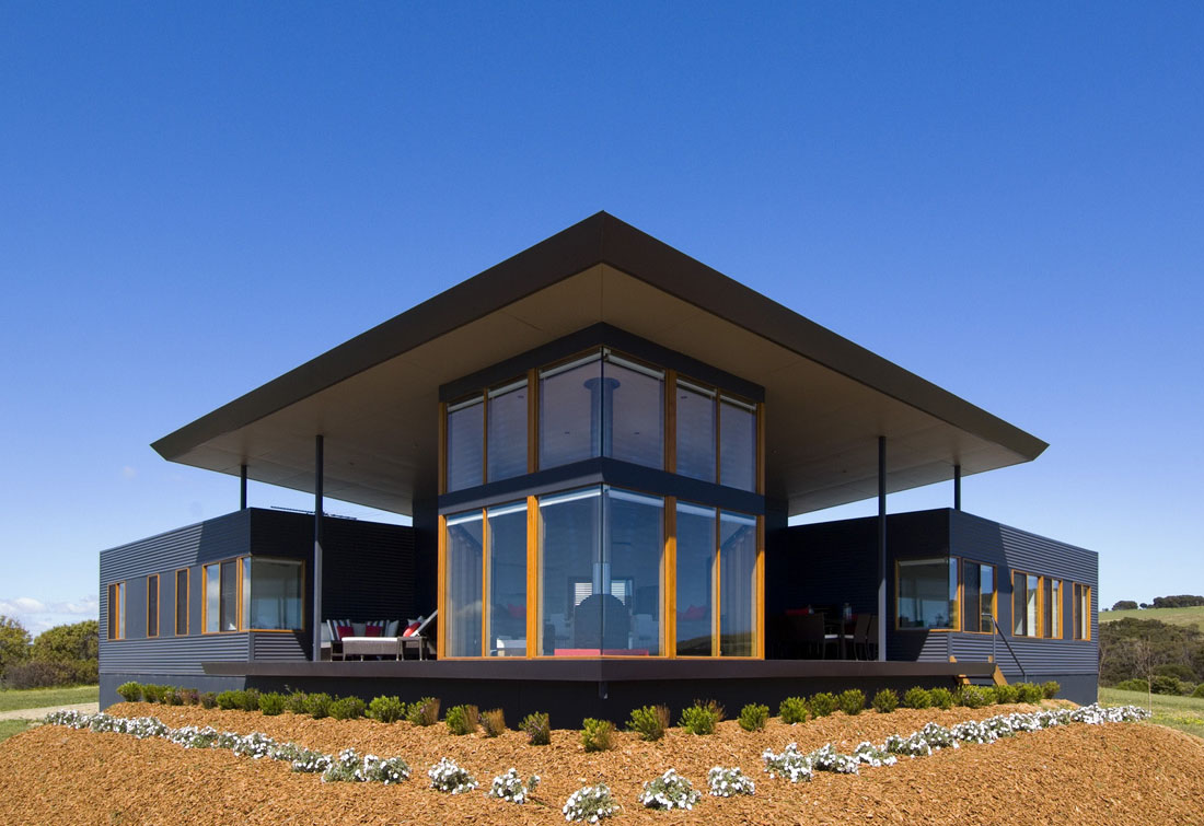 Exceptionnel Holiday Home With Sweeping Ocean Views