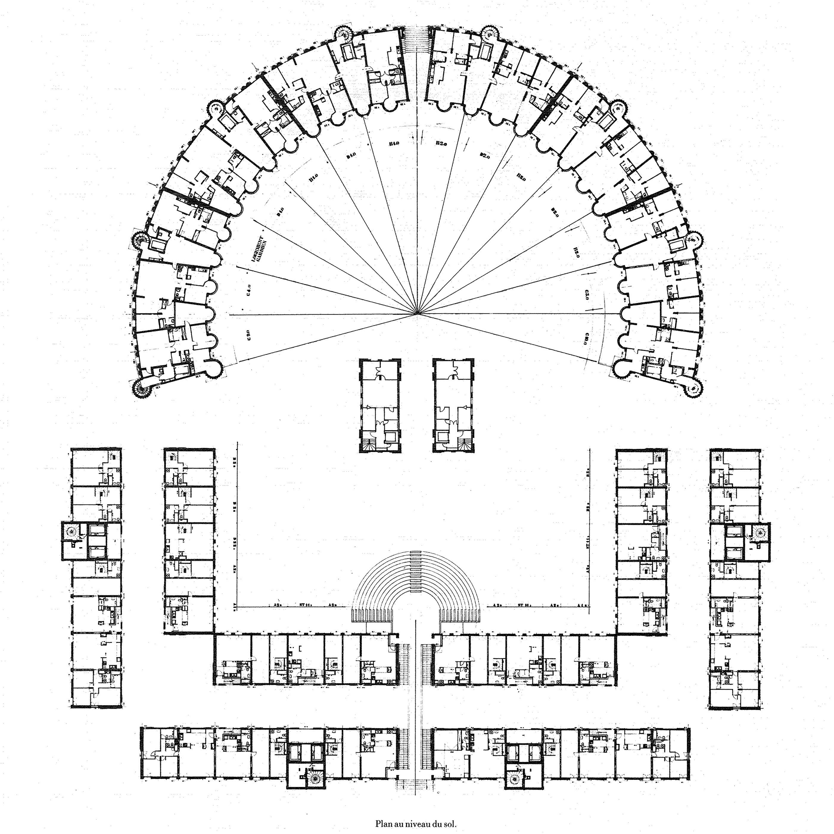 les espaces d 39 abraxas architecture. Black Bedroom Furniture Sets. Home Design Ideas