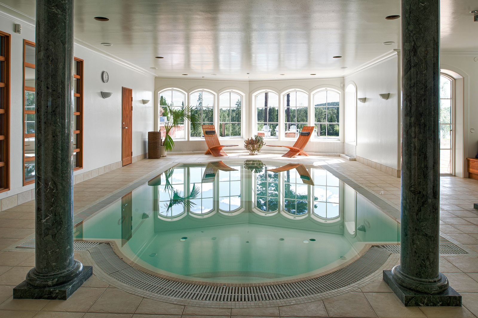 Private Indoor Swimming Pool