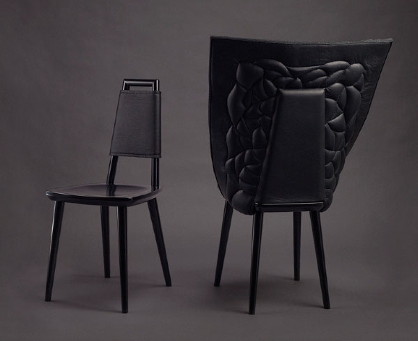 F A B Chairs Couture Collection Idesignarch Interior