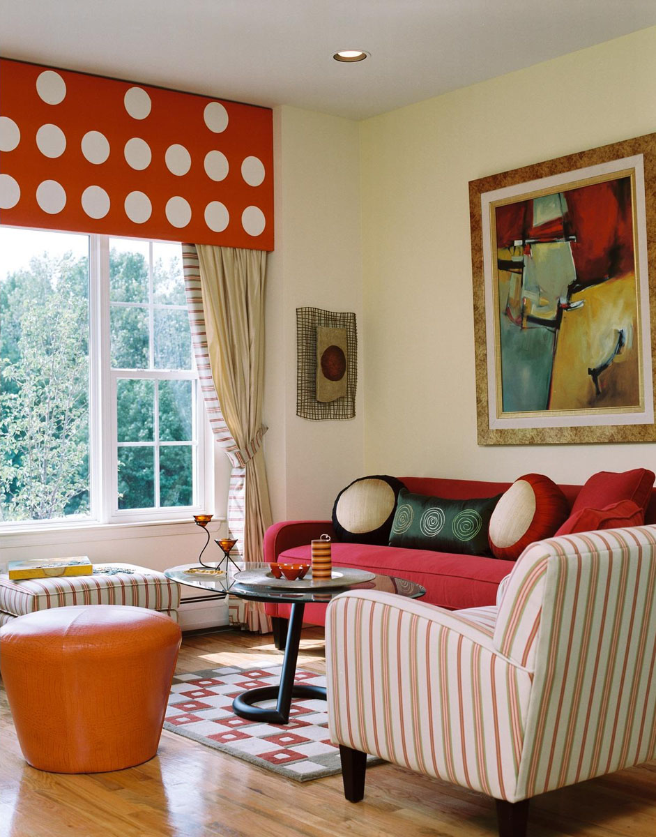 Decorate your family room with simple and timeless design like these ...