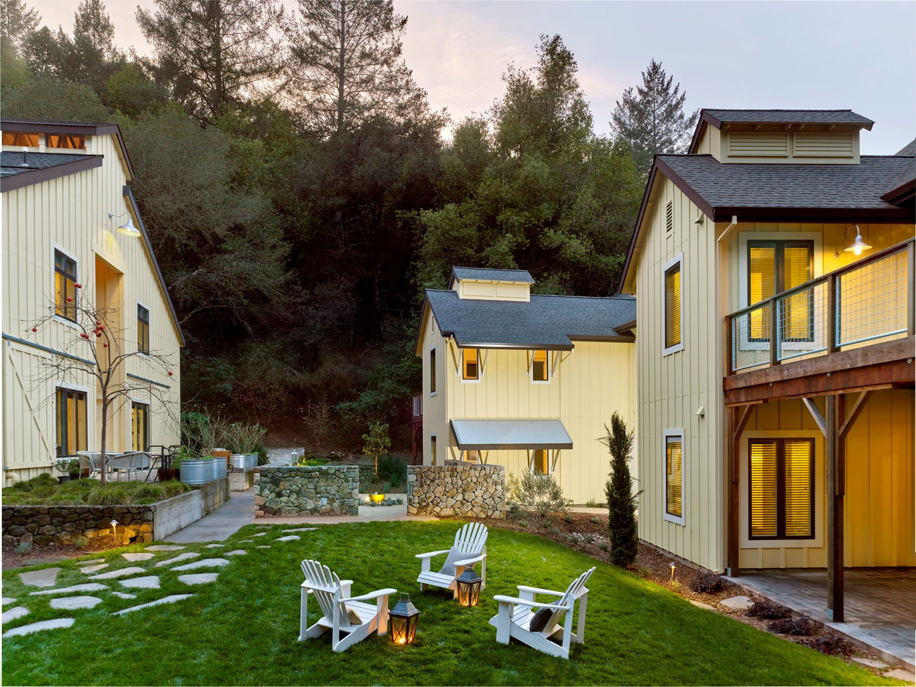 farmhouse inn: a romantic boutique hotel in california wine