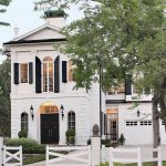 Palatial Federal Style Mansion In Houston