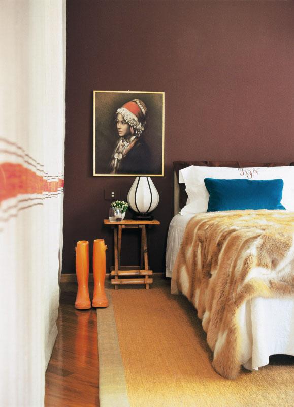 Dare to decorate with rich colours idesignarch - Federica naj oleari interior designer ...