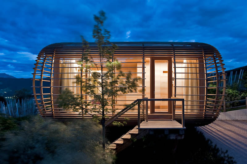 Phenomenal Fincube Sustainable Transportable House Idesignarch Inspirational Interior Design Netriciaus