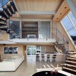 Three Storey A-Frame Vacation Beach House