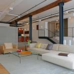 Flatiron District Open Plan Loft In Manhattan
