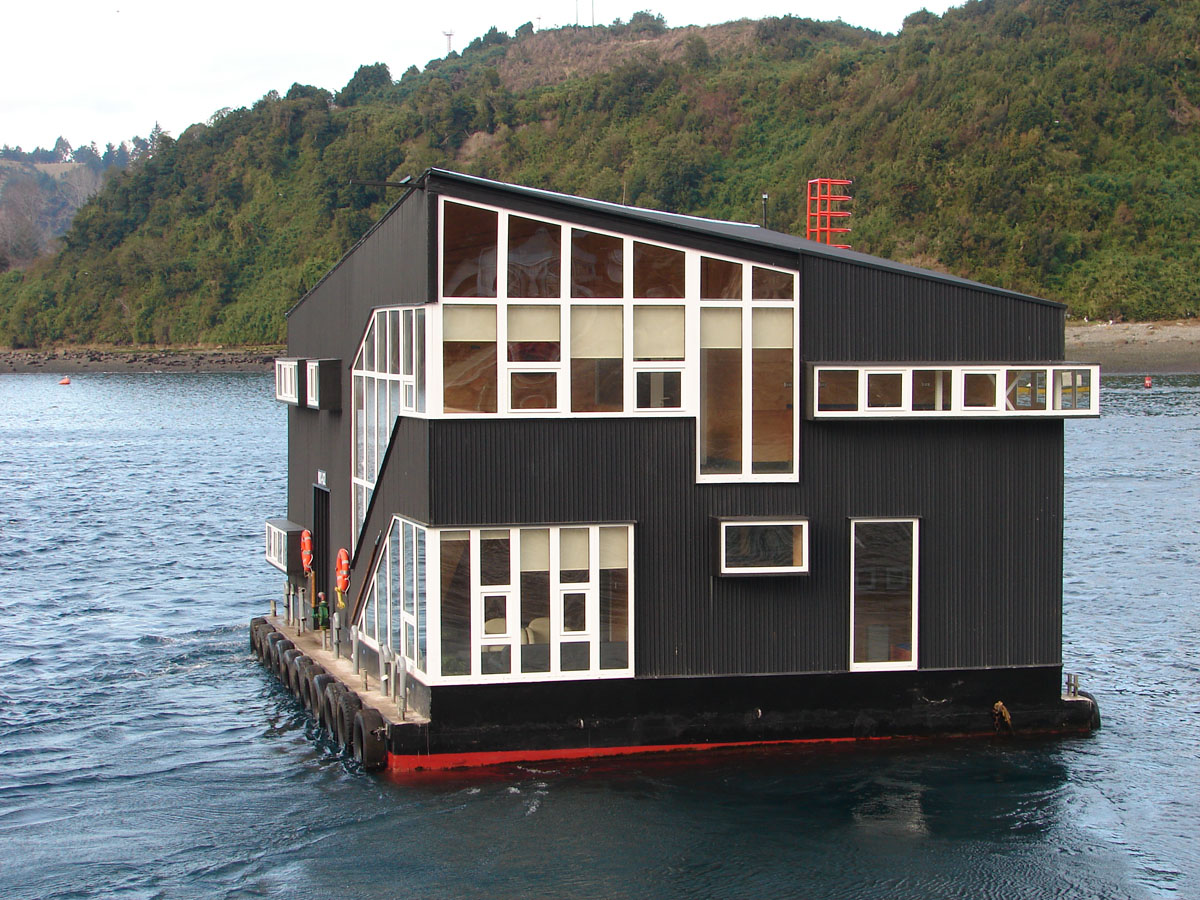 Floating House On The Sea | iDesignArch | Interior Design, Architecture & Interior Decorating ...