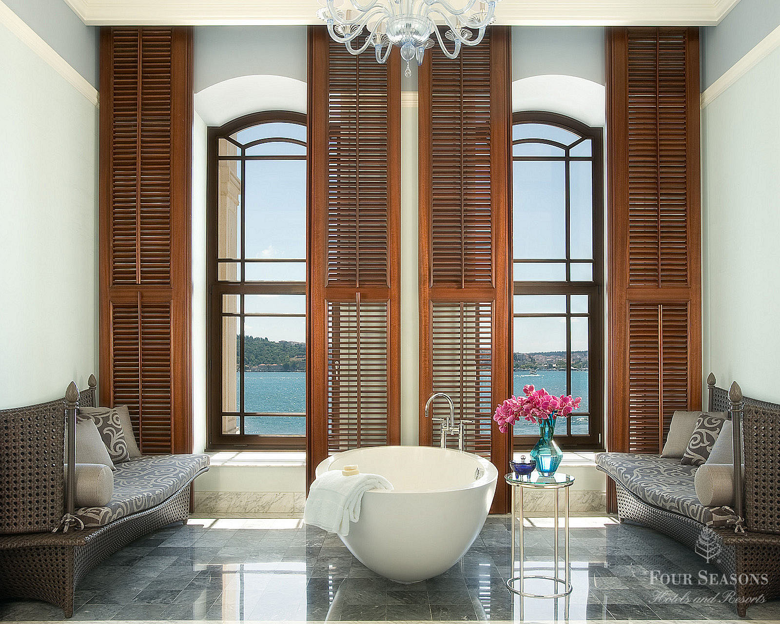 Four Seasons Hotel Istanbul At The Bosphorus Idesignarch