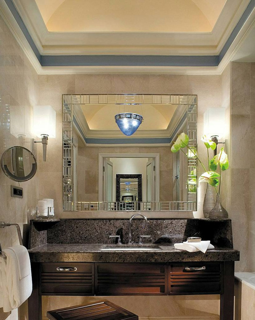 Bathroom vanity chairs with