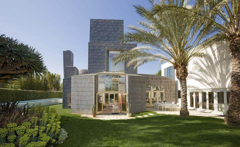 Frank Gehry's Schnabel House Updated | iDesignArch | Interior Design, Architecture & Interior ...