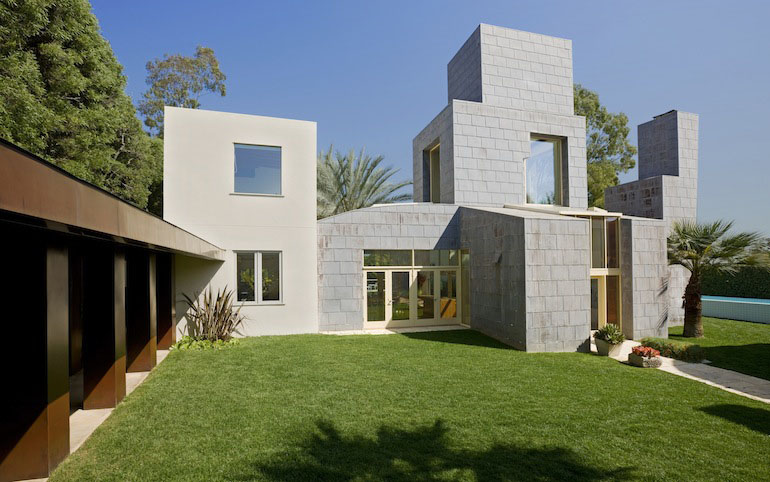 Frank Gehry 39 S Schnabel House Updated Idesignarch