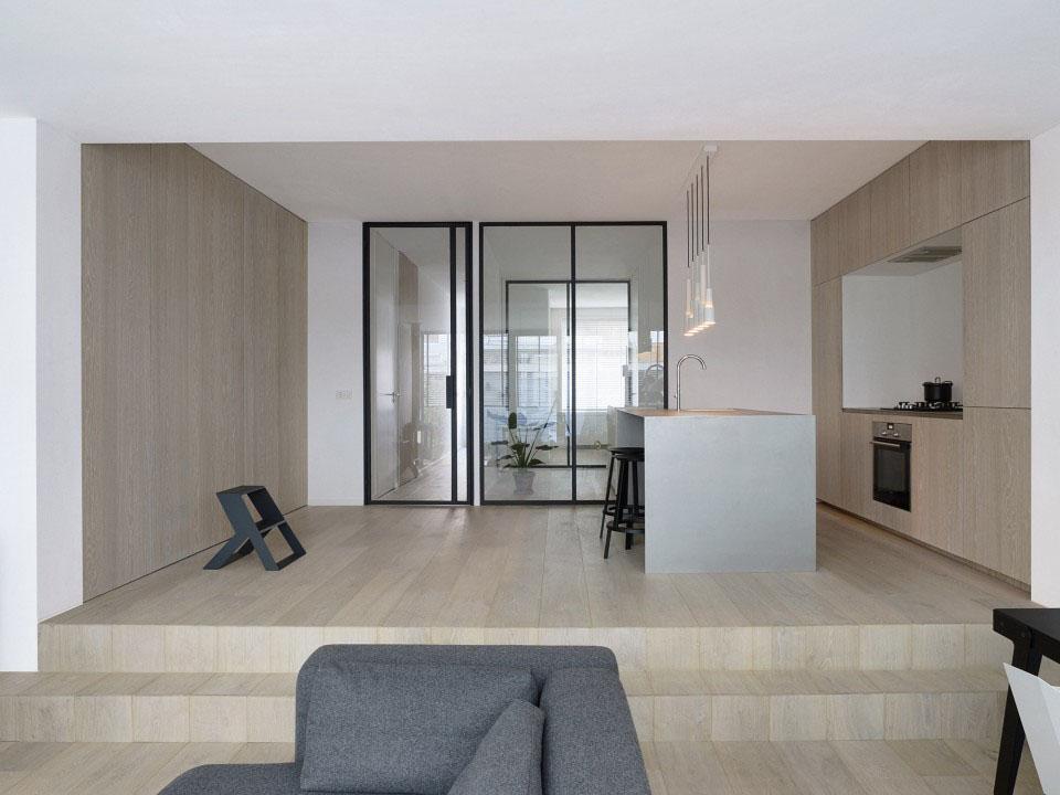 Amsterdam Apartment With Timeless Modern Interior Design