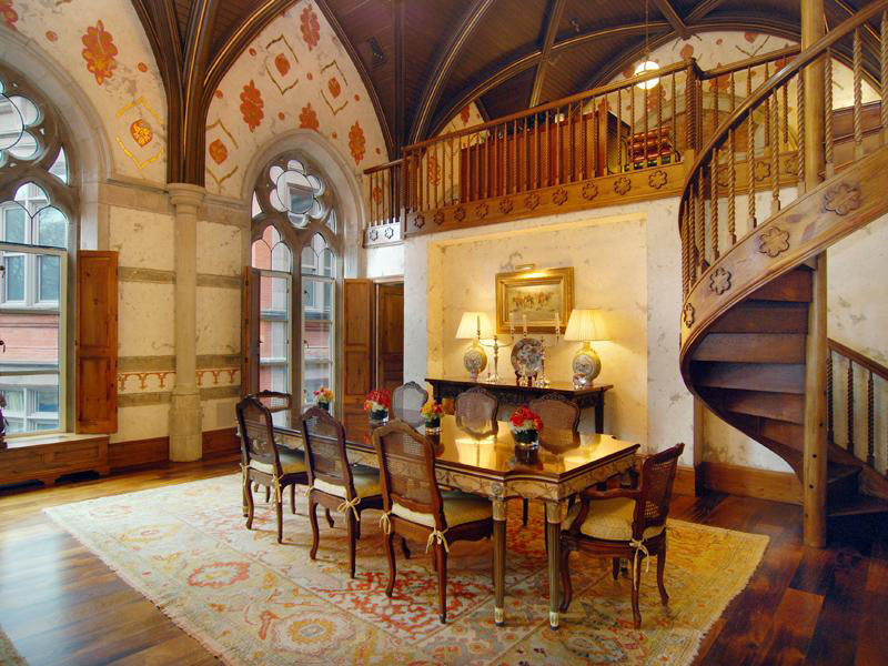 French Chateau On Central Park Idesignarch Interior