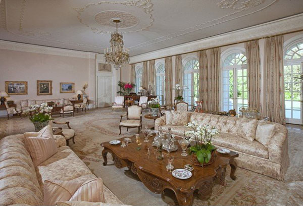 Inside old celebrity homes beverly hills