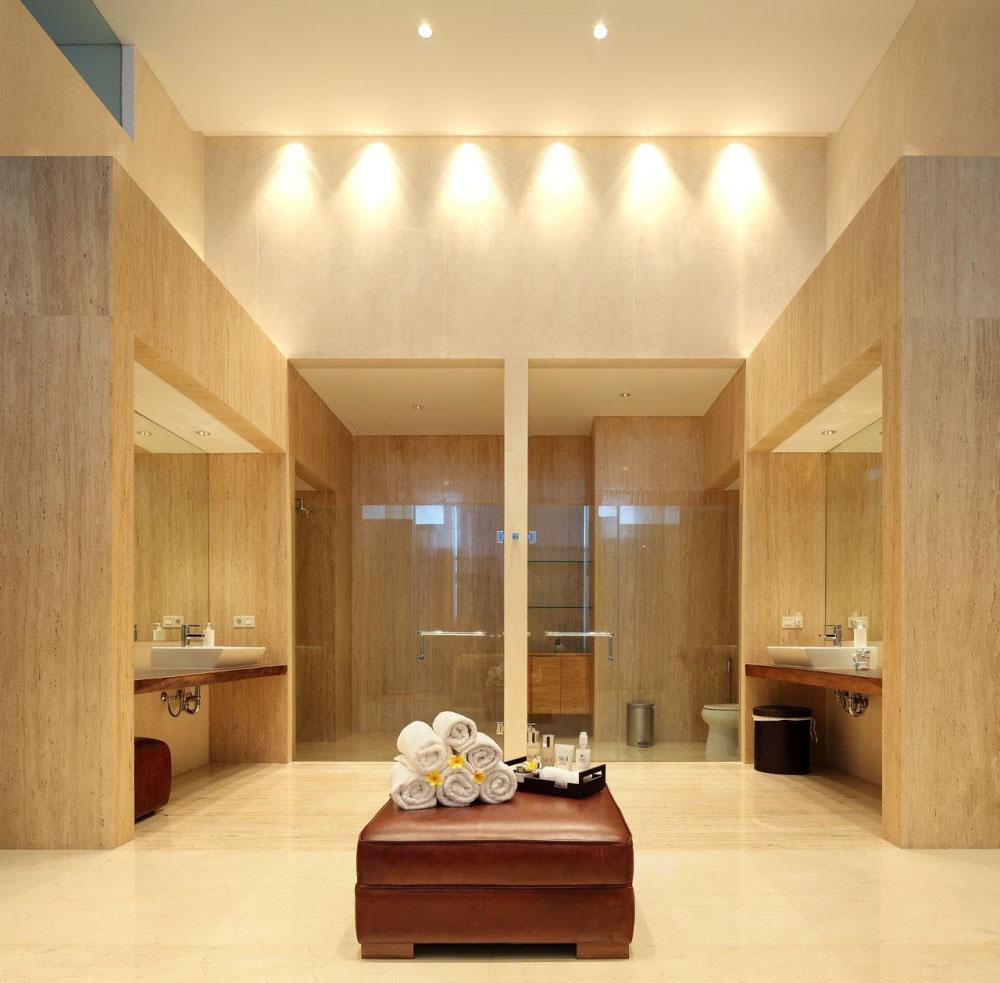 Apartment Interior Design Jakarta luxury garden house in jakarta | idesignarch | interior design