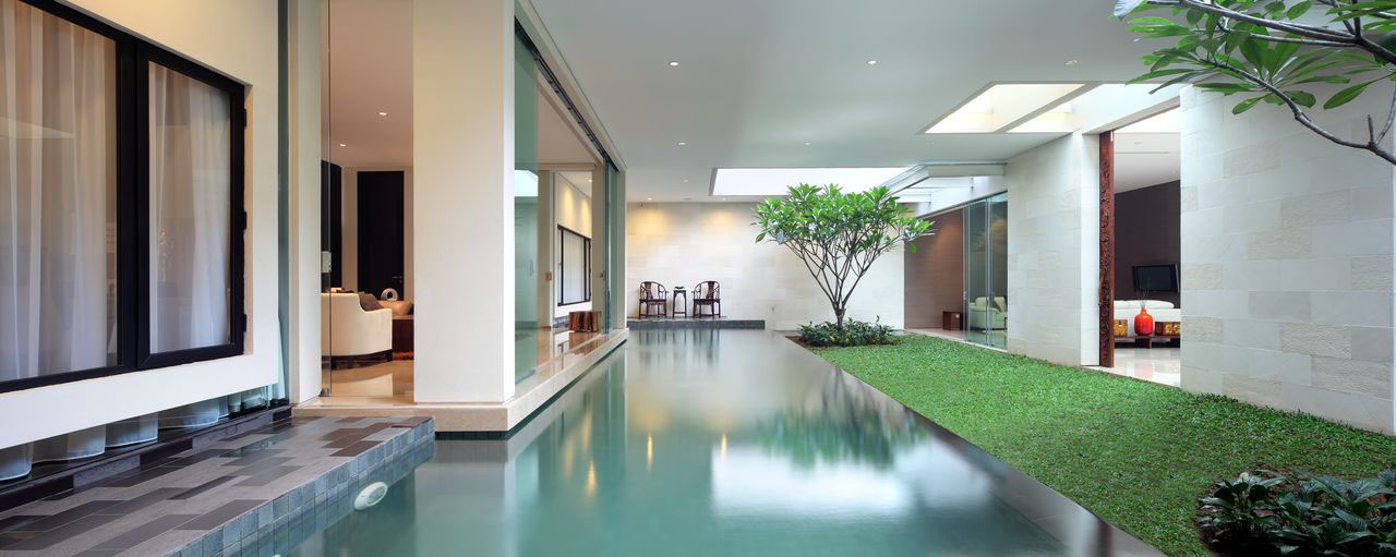 Luxury Garden House In Jakarta iDesignArch Interior Design