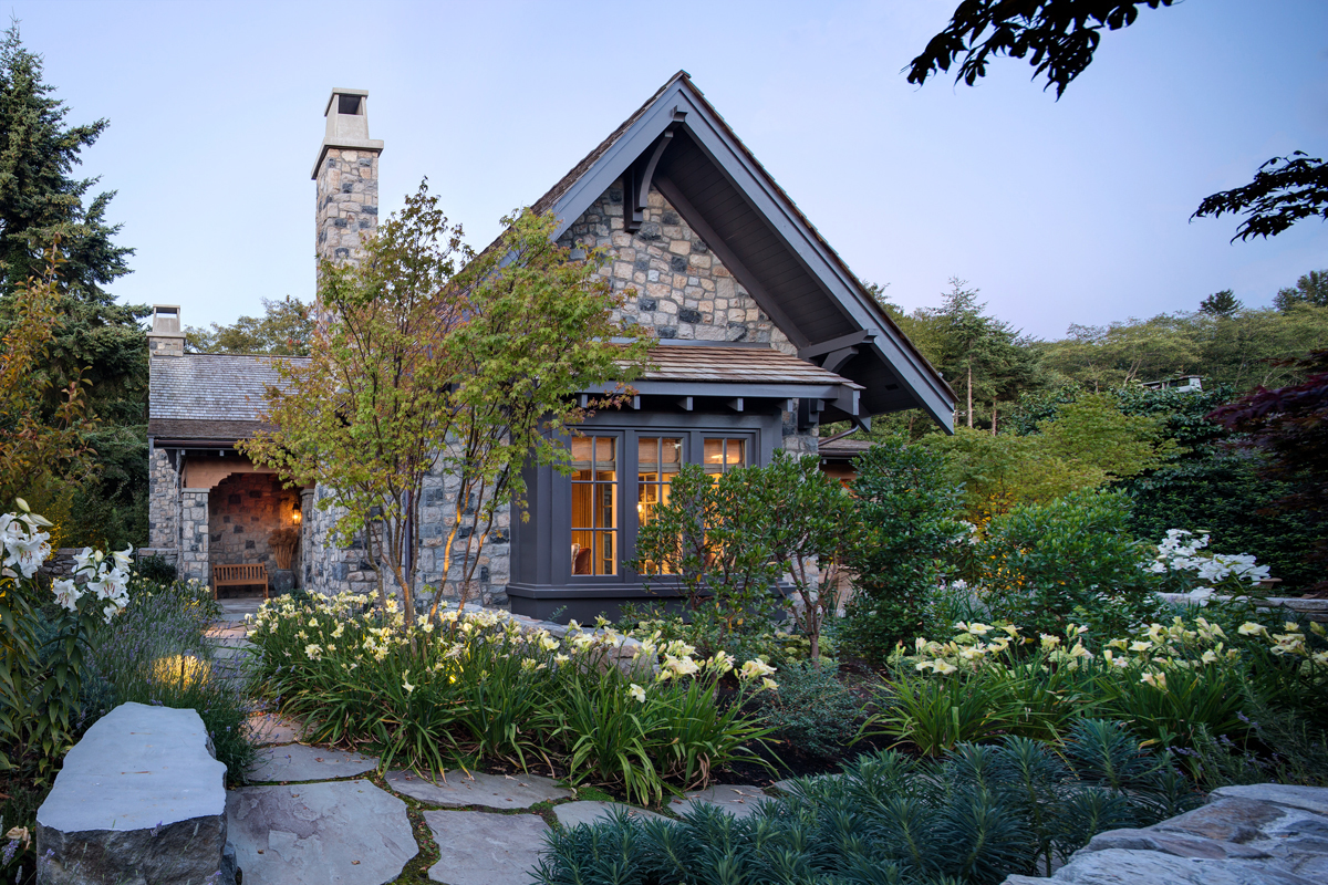 The Stone Cottage: Traditional Greek stone cottage set in quiet ...