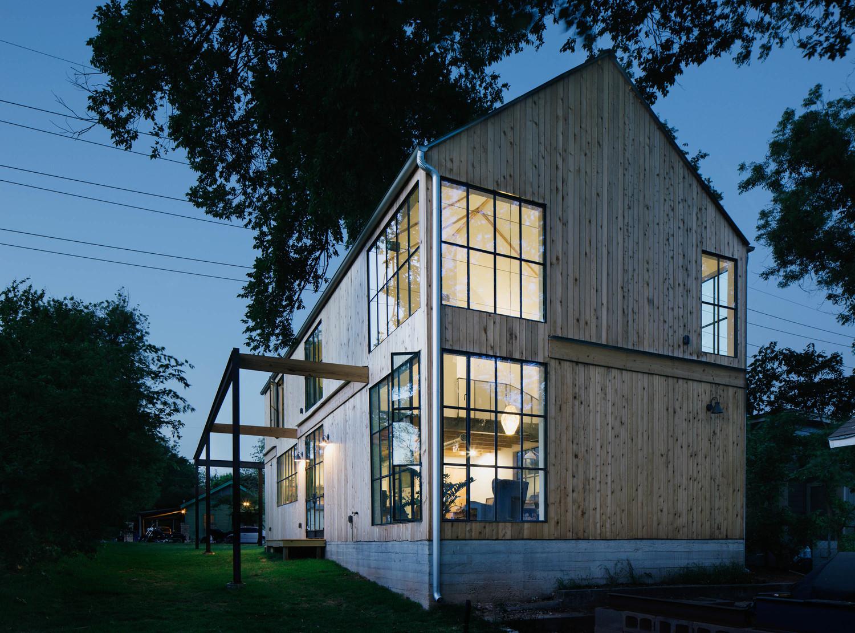 legant Modern Home In exas Built On Budget iDesignrch ... - ^